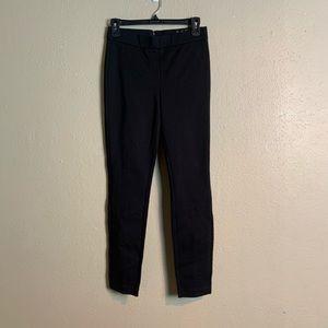 J crew black pixie pants small LLL8